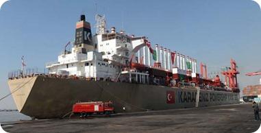 PAKISTAN-TURKEY-ENERGY-SHIP