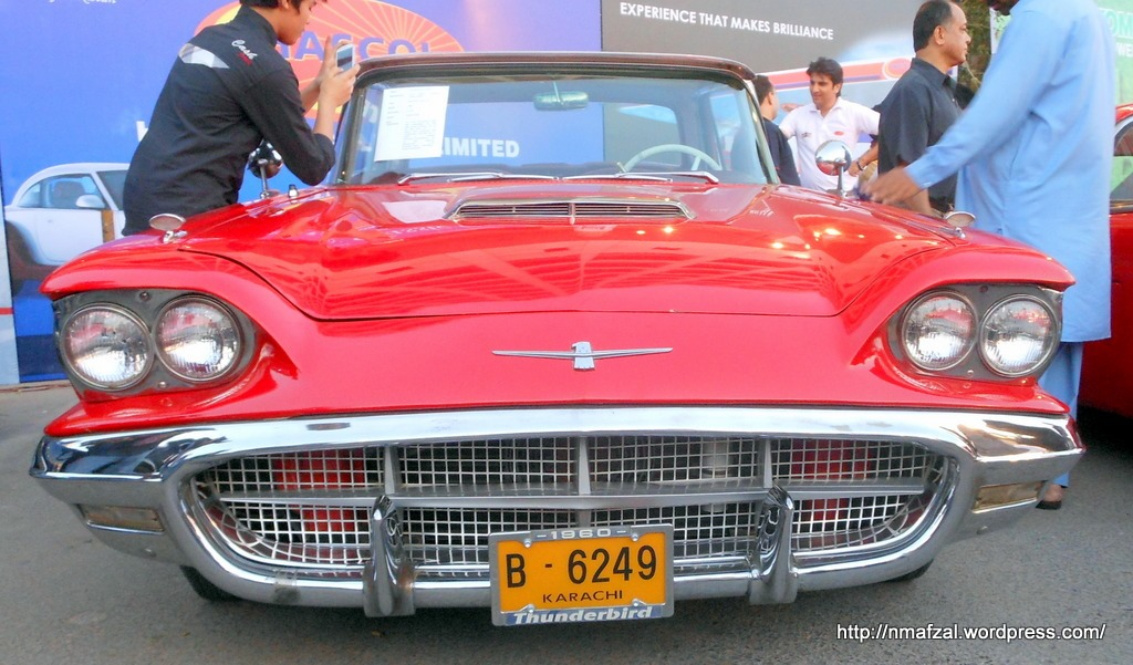 Vintage And Classic Car Club Of Pakistan Show Held At Karachi