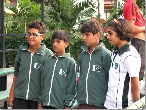 20. PAK TEAM AT BANGKOK ITF Jan14