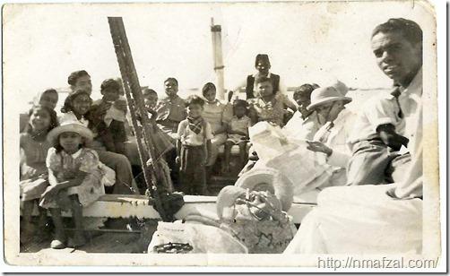 bunderboat trip 3 (1950's)
