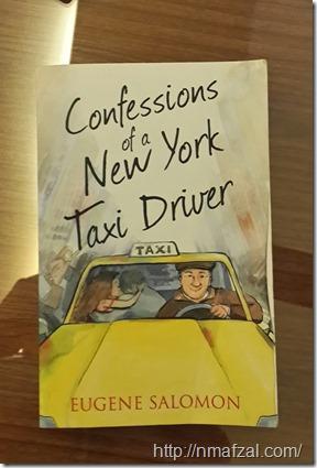 Confessionsof a New York Taxi driver
