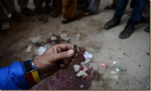 Polio killing