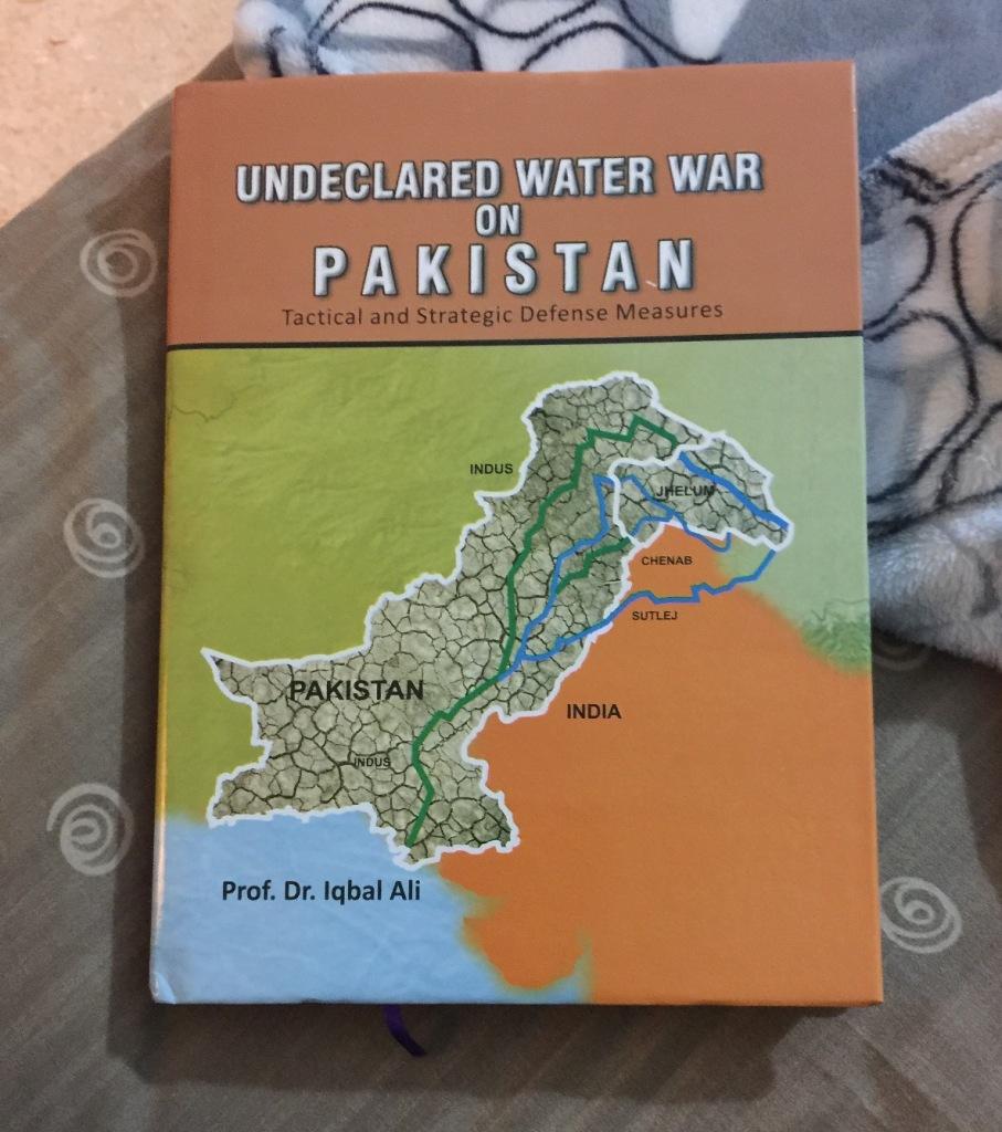 water war on Pakistan