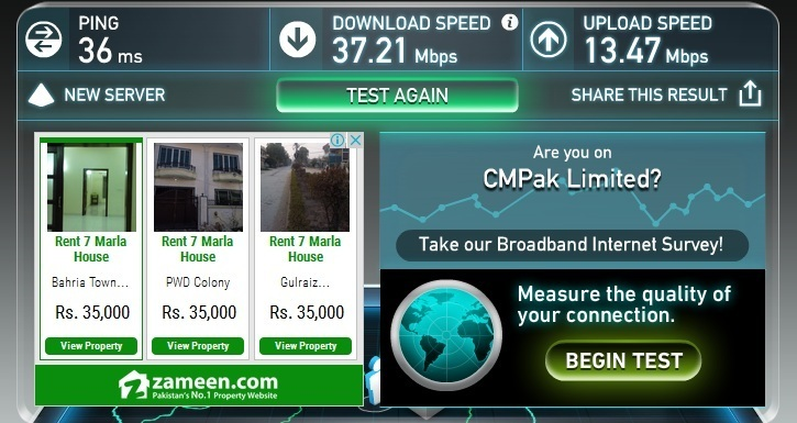 Zong LTE