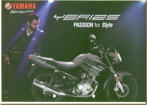 Yamaha YBR-125-1